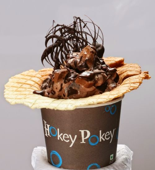 PRODUCT REVIEW: HOKEY POKEY ICE CREAM