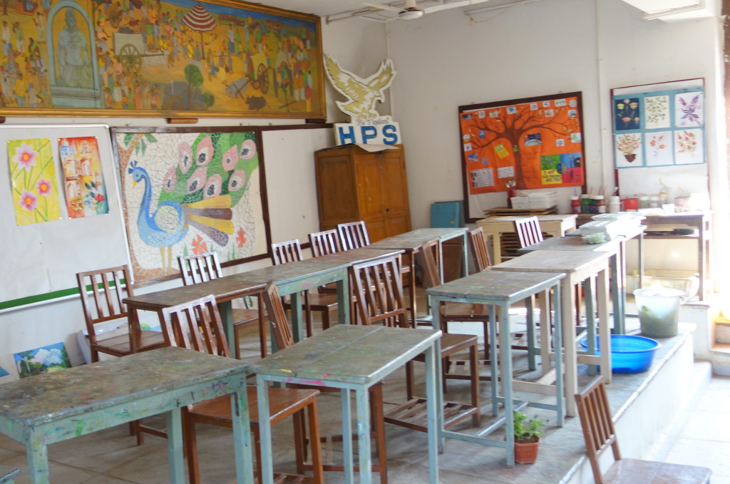 The Art Room, Science Block