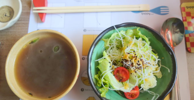 RESTAURANT REVIEW: GUPPY BY AI, LODHI COLONY
